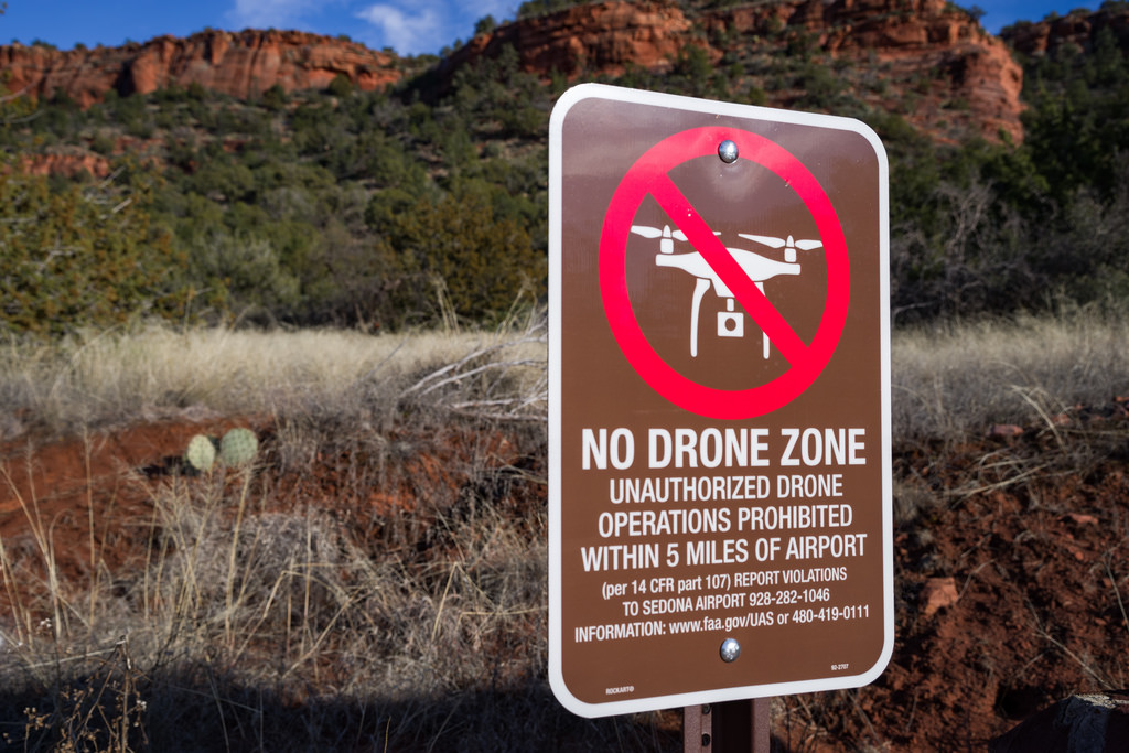 Tips for Working with Drones on your Holiday
