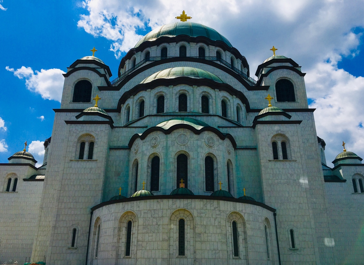 Day 14: Belgrade-GrittyPerfection