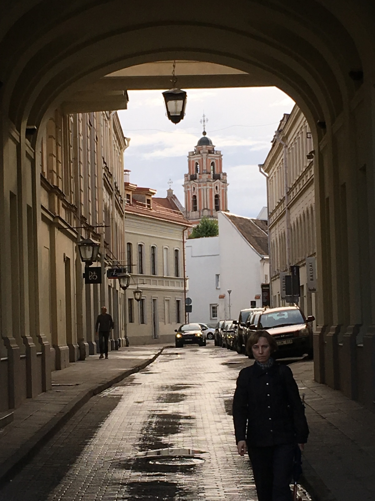 Day 26: Baltic Beauty-Vilnius,Lithuania