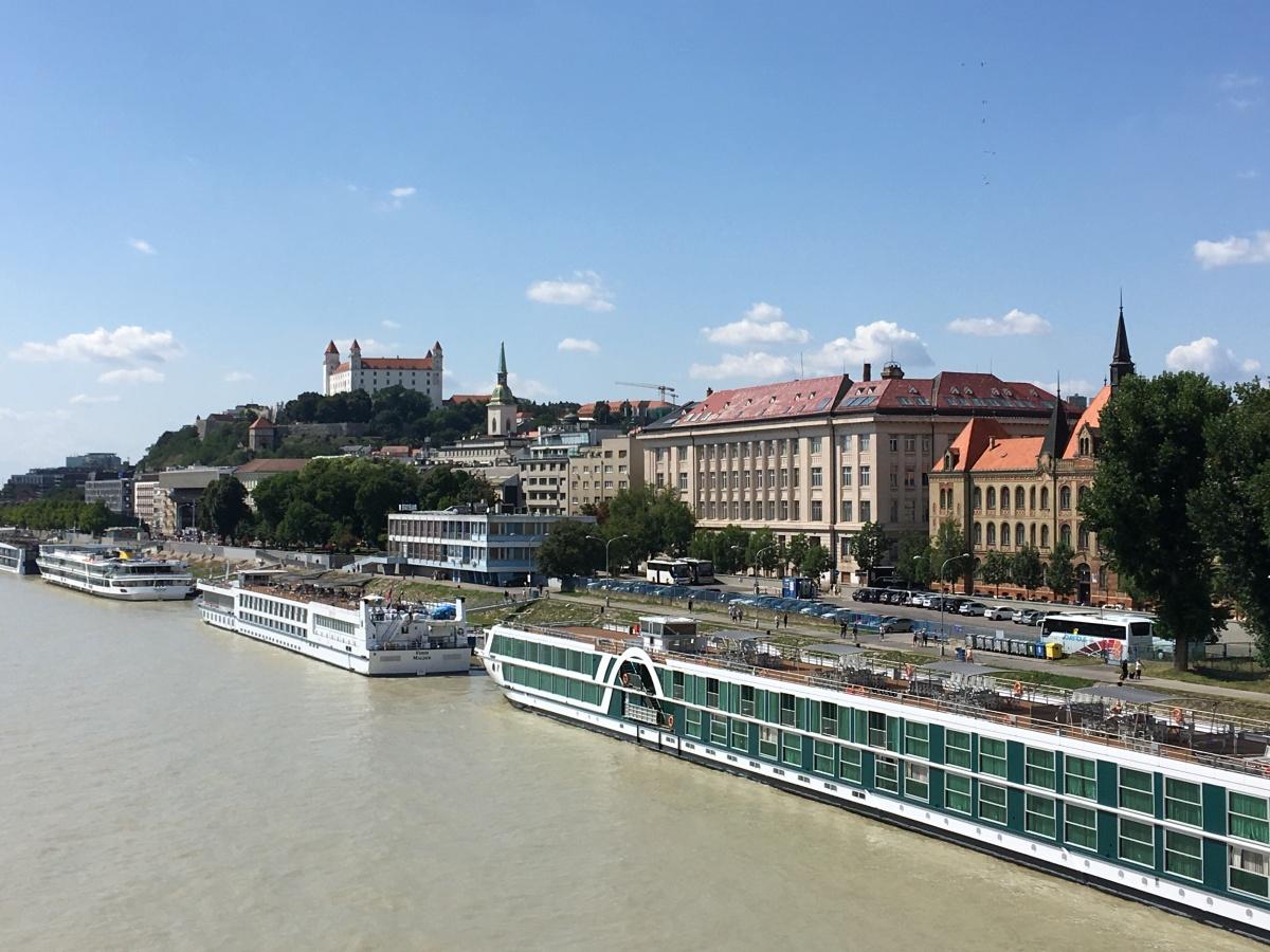 Day 54: Laying Low inBratislava