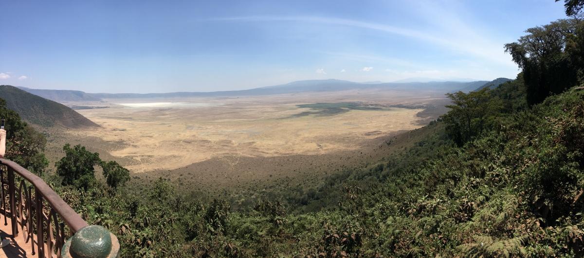 Day 93: Tanzania Part 3- Ngorongoro, Serengeti,Tarangire