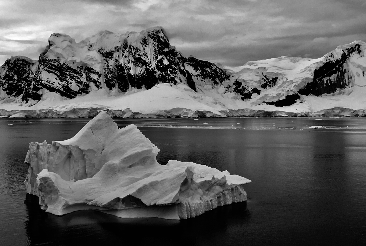 Day 219: Antarctica- At World's End